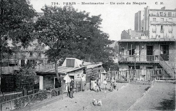 Joueurs-de-boules-Maquis-Montmartre-enfants